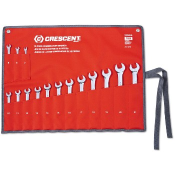 Met Combo Wrench Set