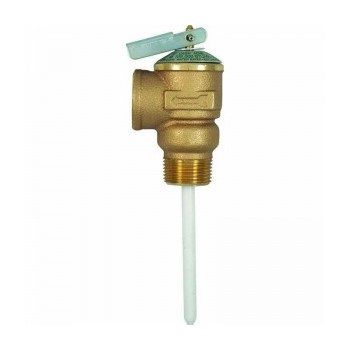 "Temperature and Relief Valve - 3/4"" NPS"