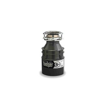 Disposer, Badger 5XP 3/4 hp