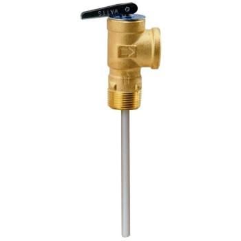 buy the watts inc 3 4lf100xl150 2 temperature pressure relief valve 3 4 hardware world. Black Bedroom Furniture Sets. Home Design Ideas