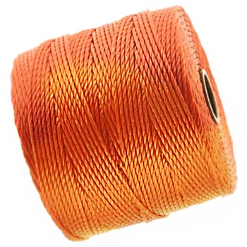 Opti-Brite Neon Orange Twisted Twine, #18 x 250'