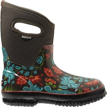 Buy the bogs footwear 71533 307 size7 insulated boots for Bogs classic mid le jardin