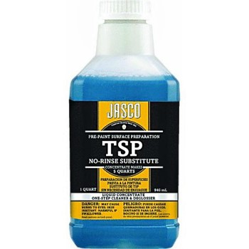 TSP Substitute ~  No Rinse Formula,  One Quart