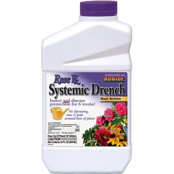 Rose Systemic Drench ~ Quart Concentrate
