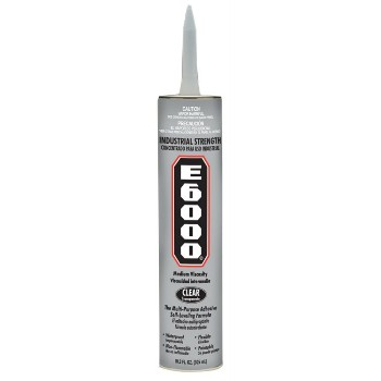 E6000 Industrial Adhesive ~ 10.2 oz