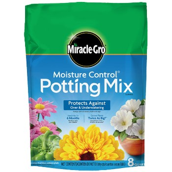 Miracle-Gro Moisture Control Potting Mix