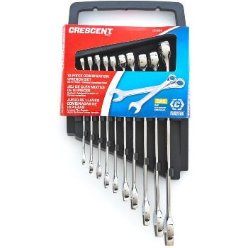 Sae Combo Wrench Set