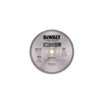 Buy The Dewalt Dw4702 7 Inch Dry Cut Diamond Wheel