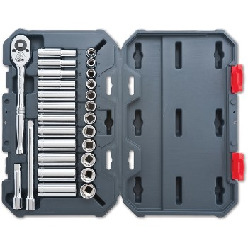 Metric Socket Set ~ 27 piece