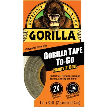 1in. Gorilla Tape To Go
