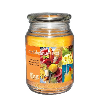 Splendid Empire Candle Caribbean Market Candles