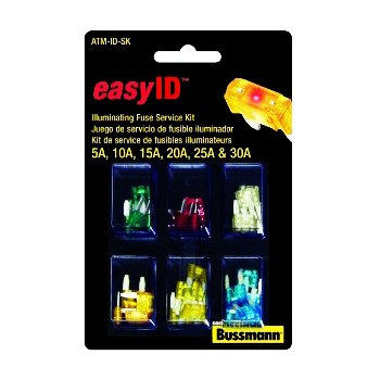 ATM Illuminating Assorted Fuse Service Pack