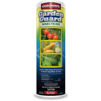 Garden Guard Insecticide Dust ~ One Lb. Container