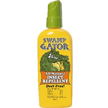 Swamp Gator Insect Repellent