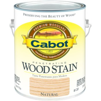 Penetrating Wood Stain, Natural~Gallon