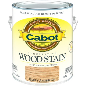 Penetrating Wood Stain, Early American~Gallon