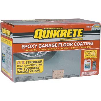 Buy The Quikrete 002 0050021 022 Epoxy Garage Floor Kit