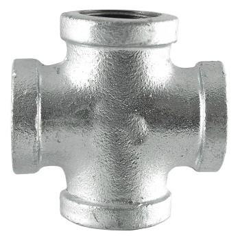 pipe fittings metal crosses 1 galv cross 1 galv cross