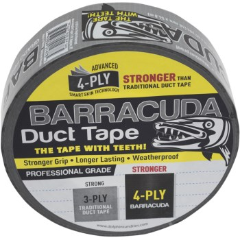 Tpductgen 2x60yd 8mm Duct Tape