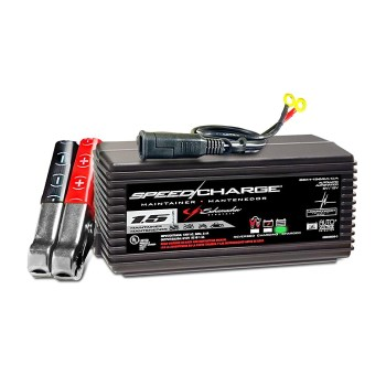 schumacher 1.5 amp battery charger maintainer instructions