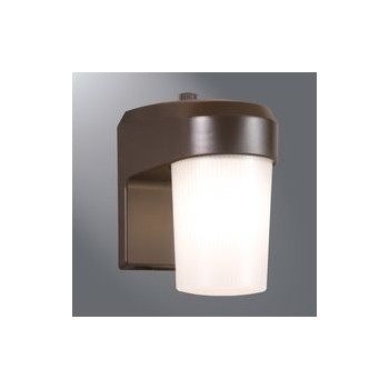 Fluorescent Patio/Entry Light-Bronze