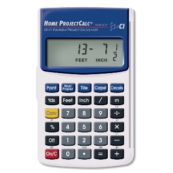 Calculated Industries 8510 Home Project Calculator
