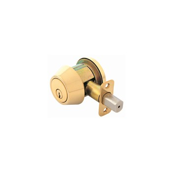 Single Deadbolt