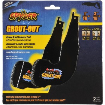 2pk Spyder Grout-Out
