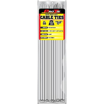Cable Ties ~ 17in. 50pk