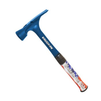 Milled Head Hammer, 17 Oz.