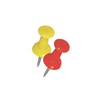Push Pins - Assorted