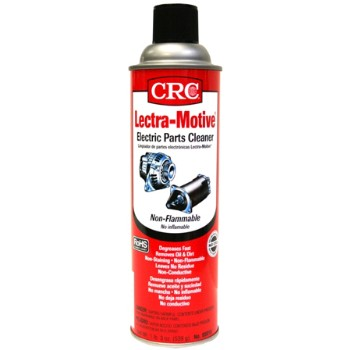 Electric Parts Cleaner - 19 oz Spray