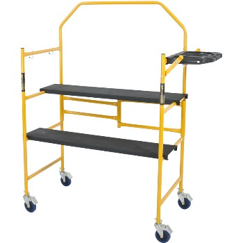 Mobile Step-Up Scaffold ~ 4 Ft.