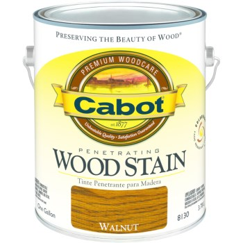 Penetrating Wood Stain, Walnut~Gallon