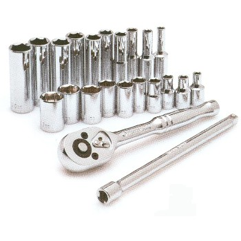 Metric Socket Set ~ 22 piece