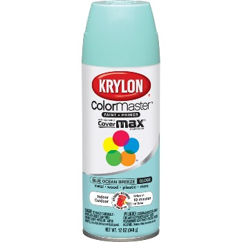 buy the krylon k05151200 spray paint blue ocean breeze. Black Bedroom Furniture Sets. Home Design Ideas