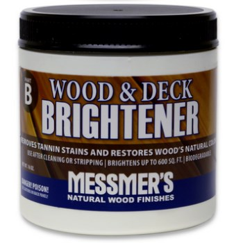 Wood and Deck Cleaner, Part B - 16 ounce