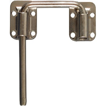 Buy The National 238998 Barn Door Sliding Latch Nickel