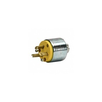 Armored Grounding Plug, 20A