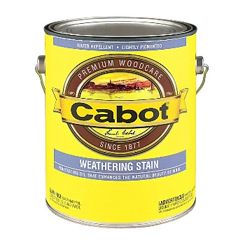 Weathering Stain ~ Silver Gray, One Gallon