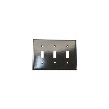 Switch Plate Brown