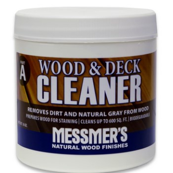 Wood and Deck Cleaner, Part A ~ 16 ounce
