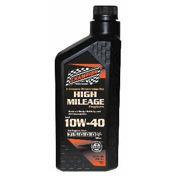Champion 4030h motor oil 10w 40 engine oil power for Best non synthetic motor oil