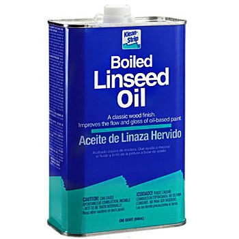 Boiled Linseed Oil ~ 1 Quart