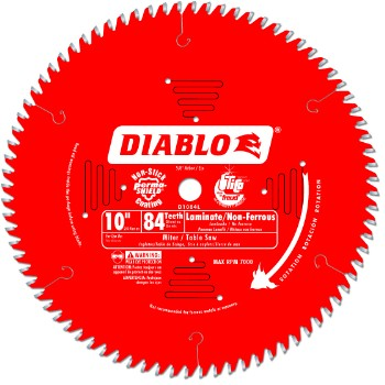 10in. 84t Saw Blade