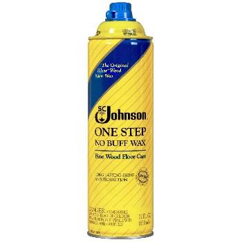 Buy The Sc Johnson 00125 One Step No Buff Wax 22 Oz