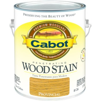 Penetrating Wood Stain, Provincial~Gallon