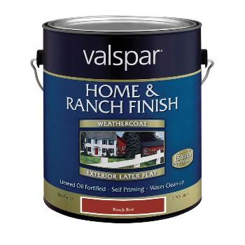 Buy The Valspar 18 5521 10 07 Barn And Fence Latex Paint