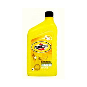 Buy The Pennzoil 4232h Motor Oil Super Grade 10w 30 1