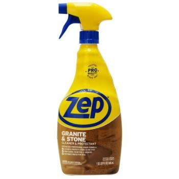 ZEP Cleanstone Plus Cleaner + Protectant,  Spray  ~ 32 oz